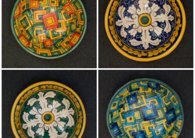 Collage piatti di Cous-Cous