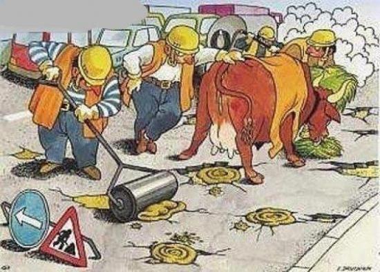 Кладемо дороги