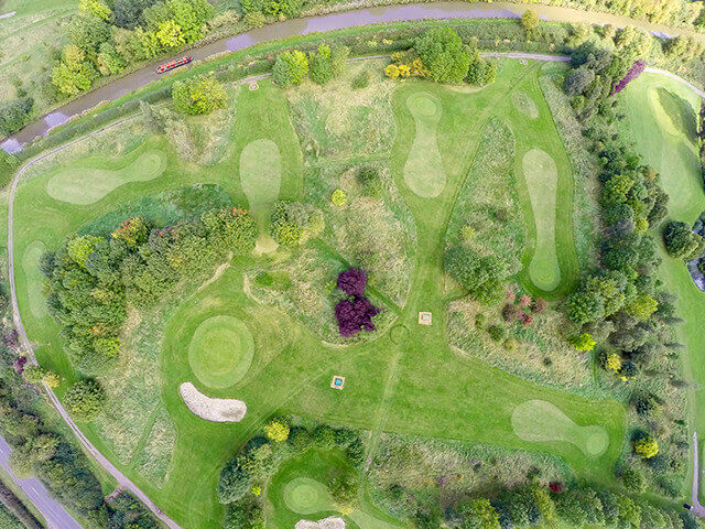 Ansty Golf Centre Academy Course
