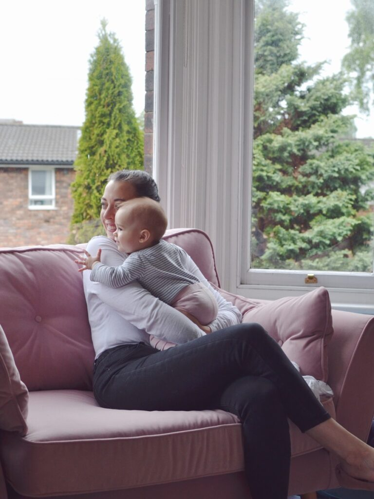 Positive breastfeeding journey
