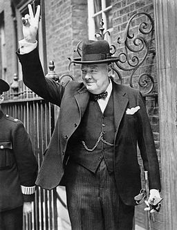 Winston Churchill: The Few