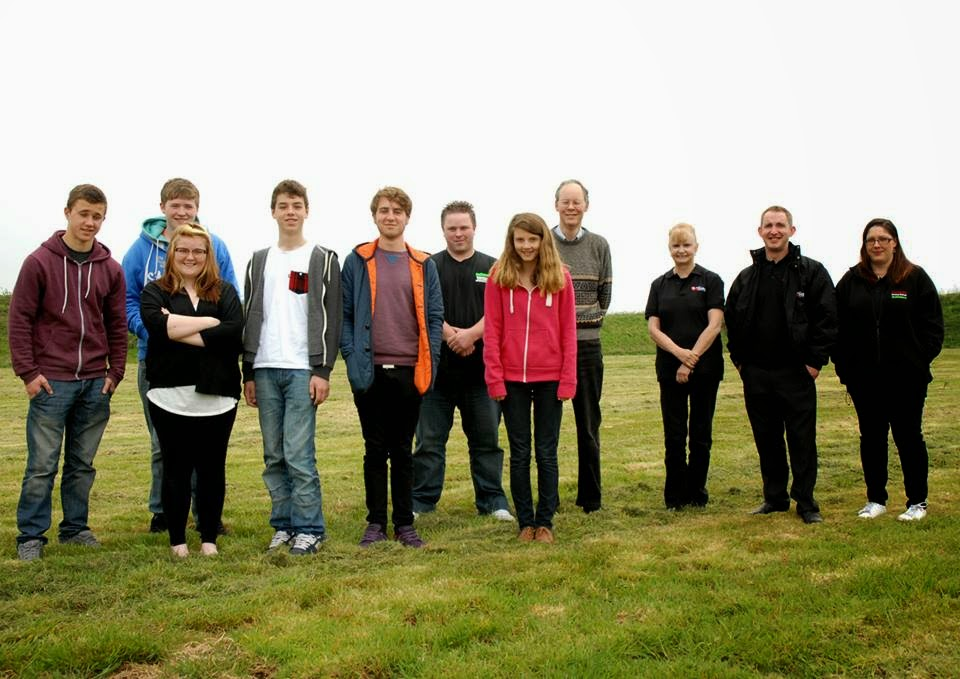 A Look Back At Our First Under 17s Driving Event in May 2013