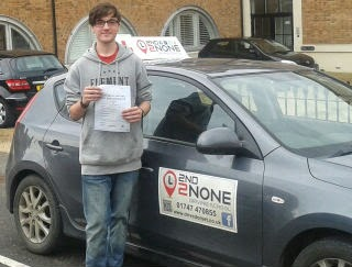 Another First Time Pass For 2nd2none Driving School