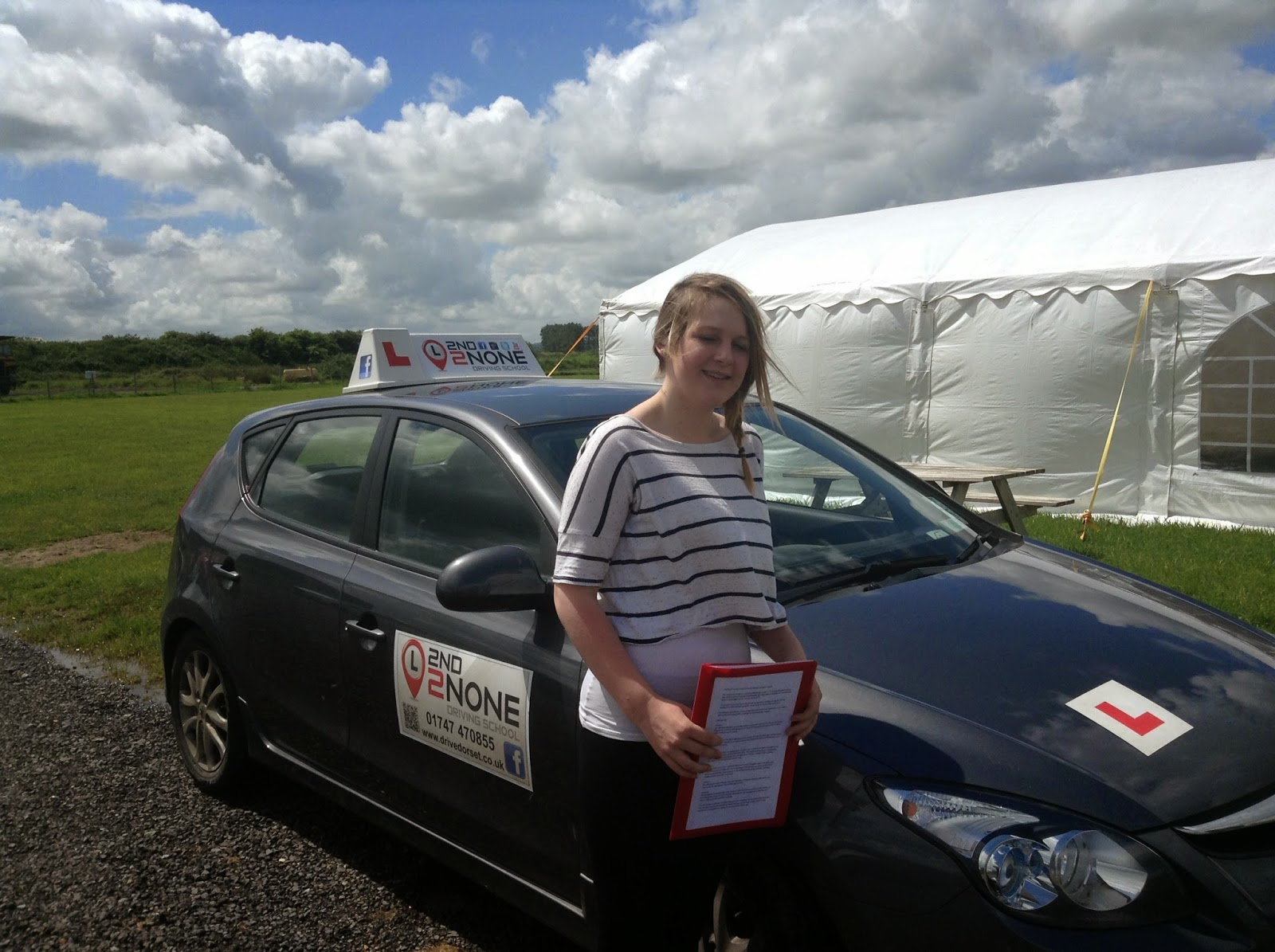 Learning to drive with our under 17s driving lessons