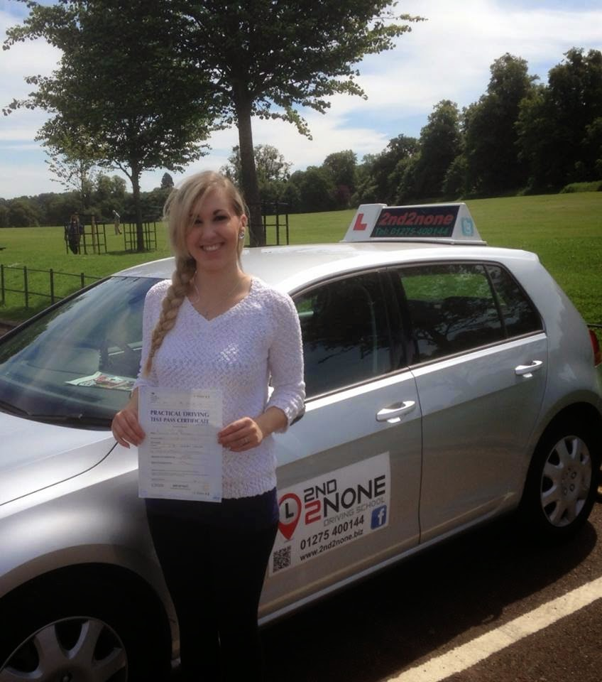 Another driving test pass in Bristol