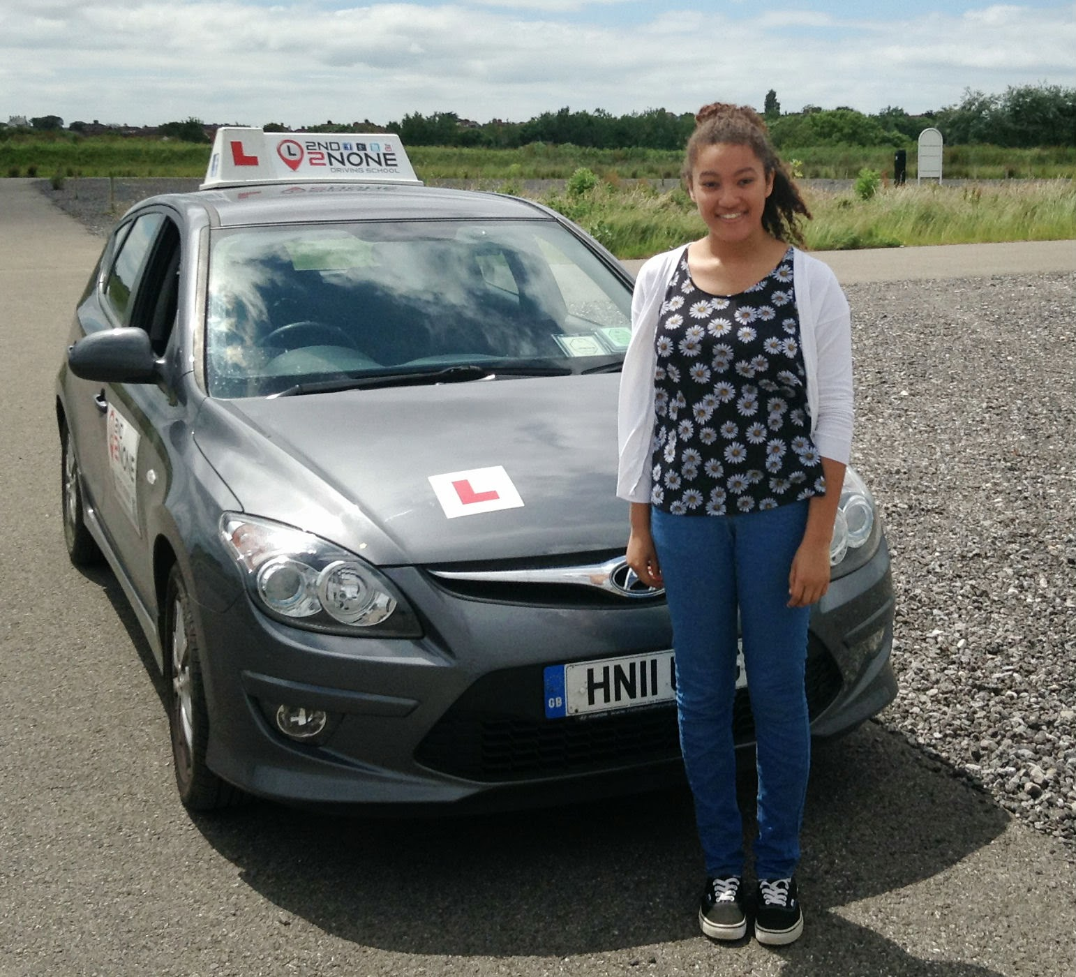 Under 17s driving lessons in Weymouth
