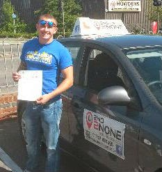 Driving Lessons Gillingham 1st Time Pass