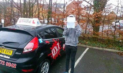 Driving Lessons Shaftesbury – Test Pass