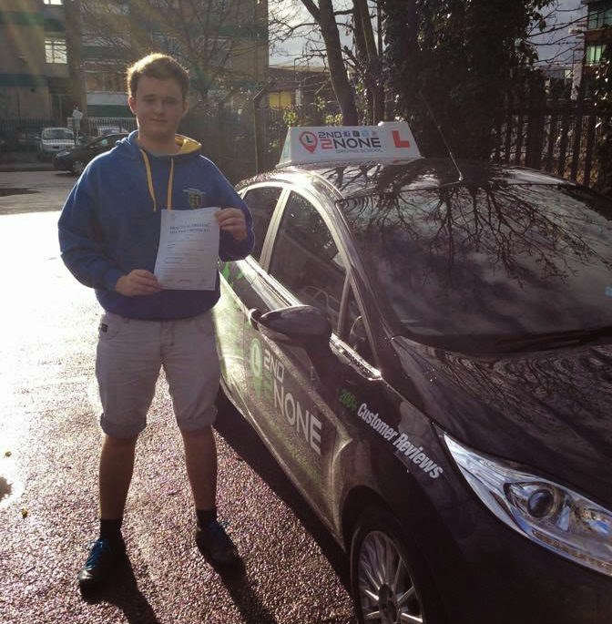 Driving Lessons Slough, 1st Time Pass