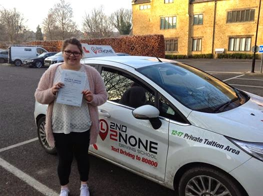 Driving Lessons Yeovil – Test Pass