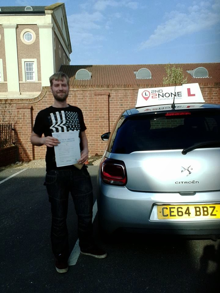 Driving Test Pass in Dorchester