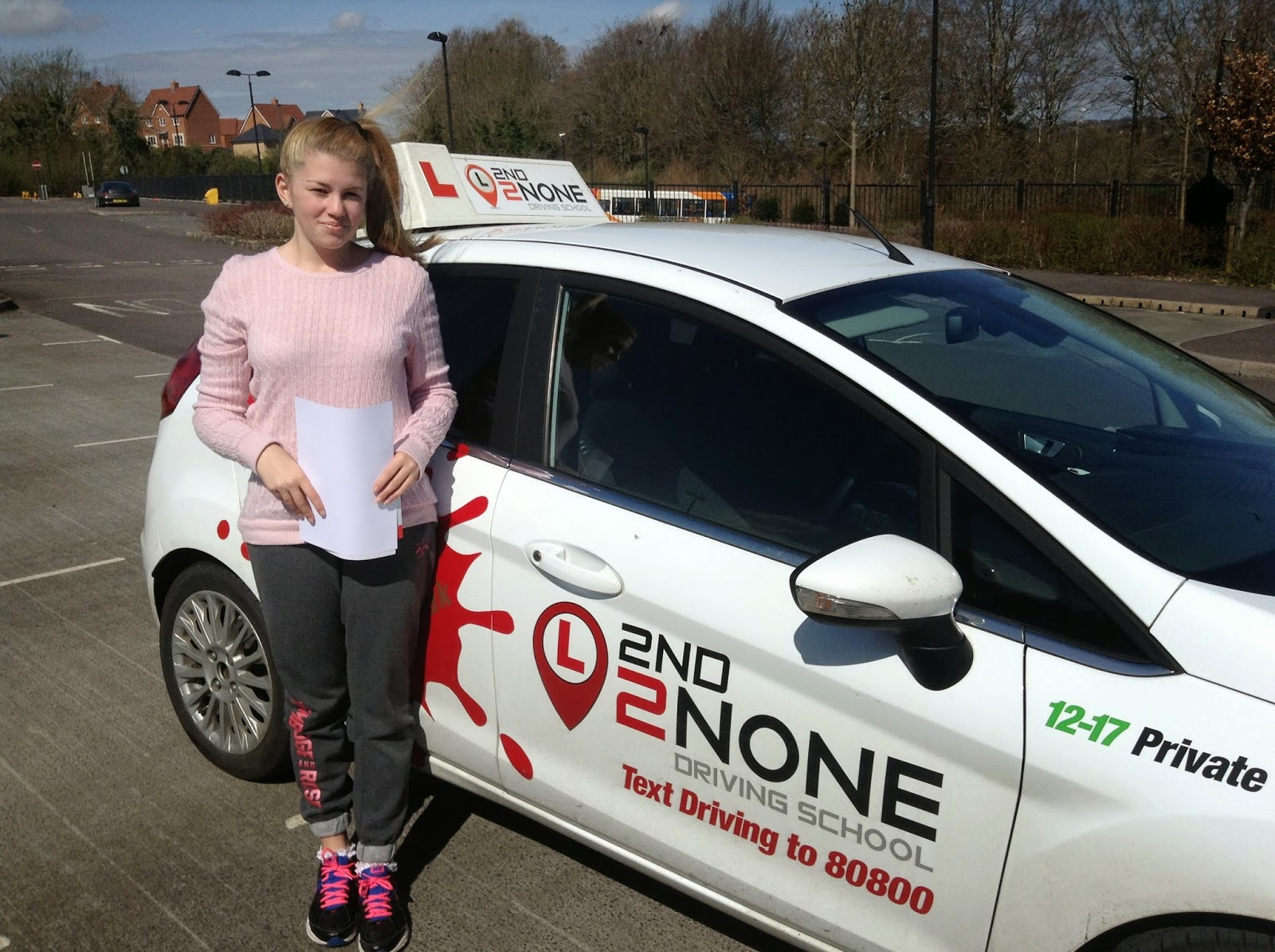 Under 17s Driving Lessons at Salisbury Park & Ride