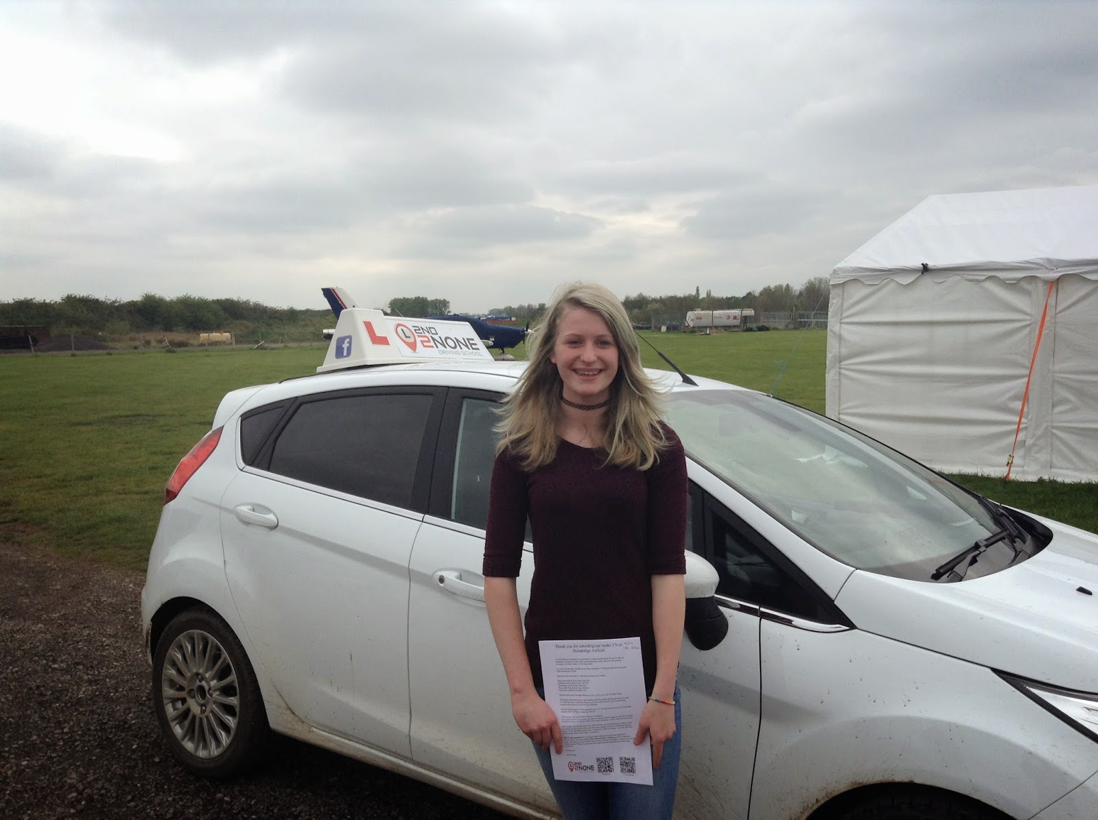 Under 17s Driving Lesson Dorset