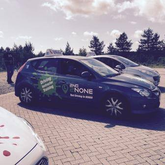 Driving Blind With Dorset Blind Association