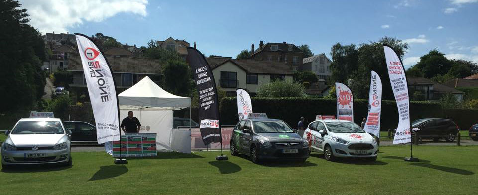 Road Safety Event With Avon & Somerset Police at Portishead