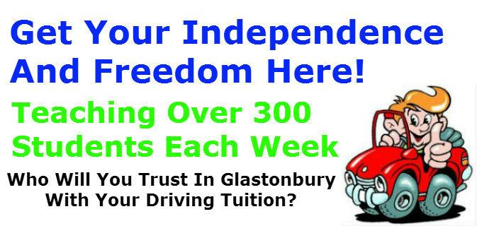 Driving Lessons Glastonbury & Street
