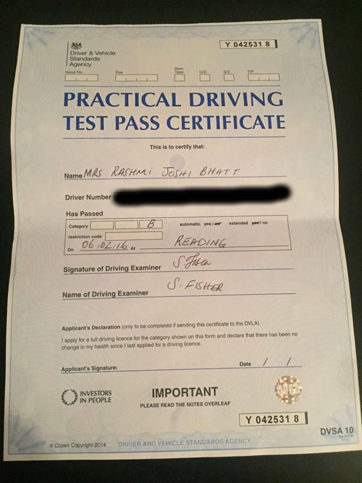 Driving Lessons Bracknell