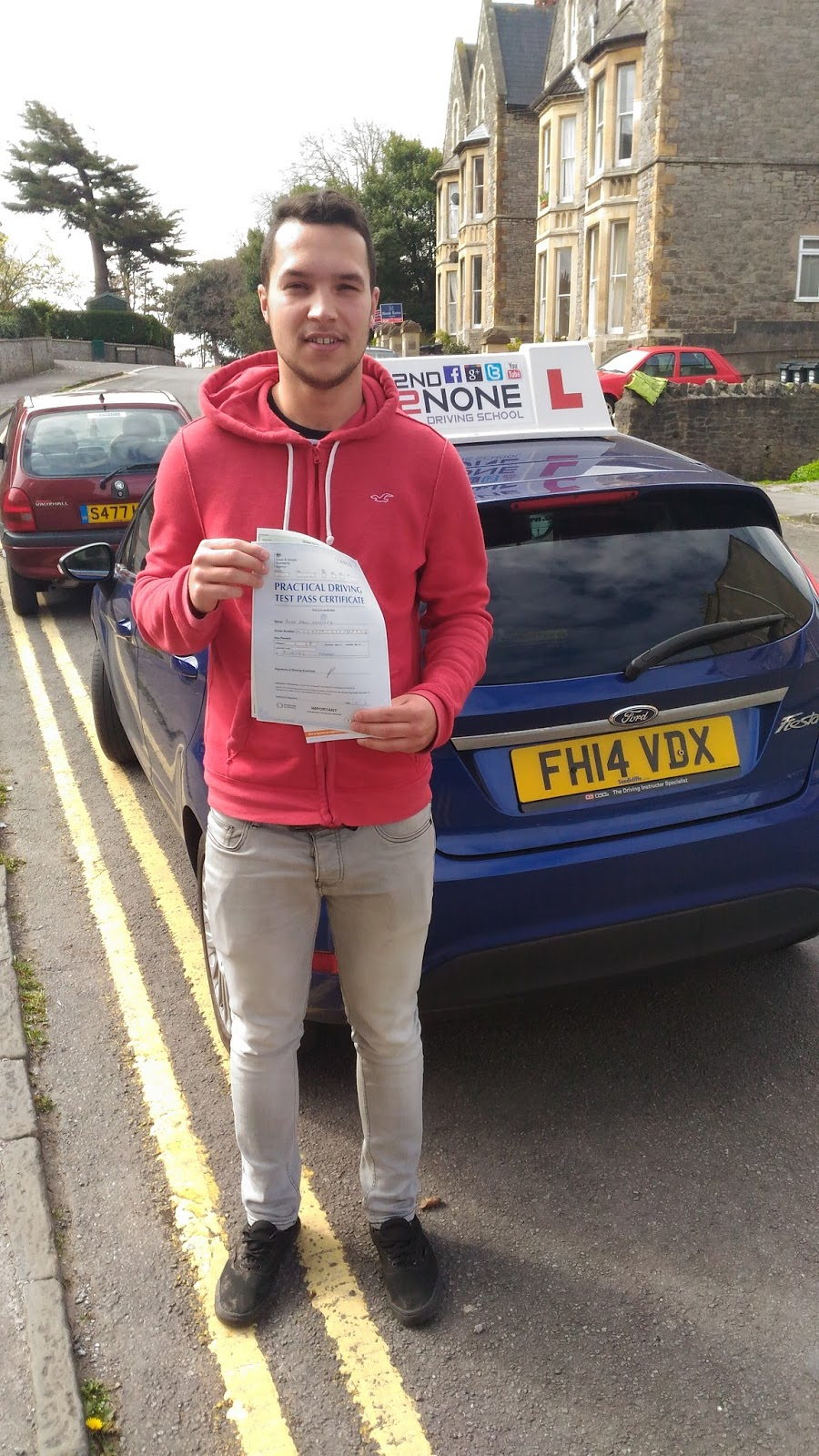 Driving Lessons Clevedon