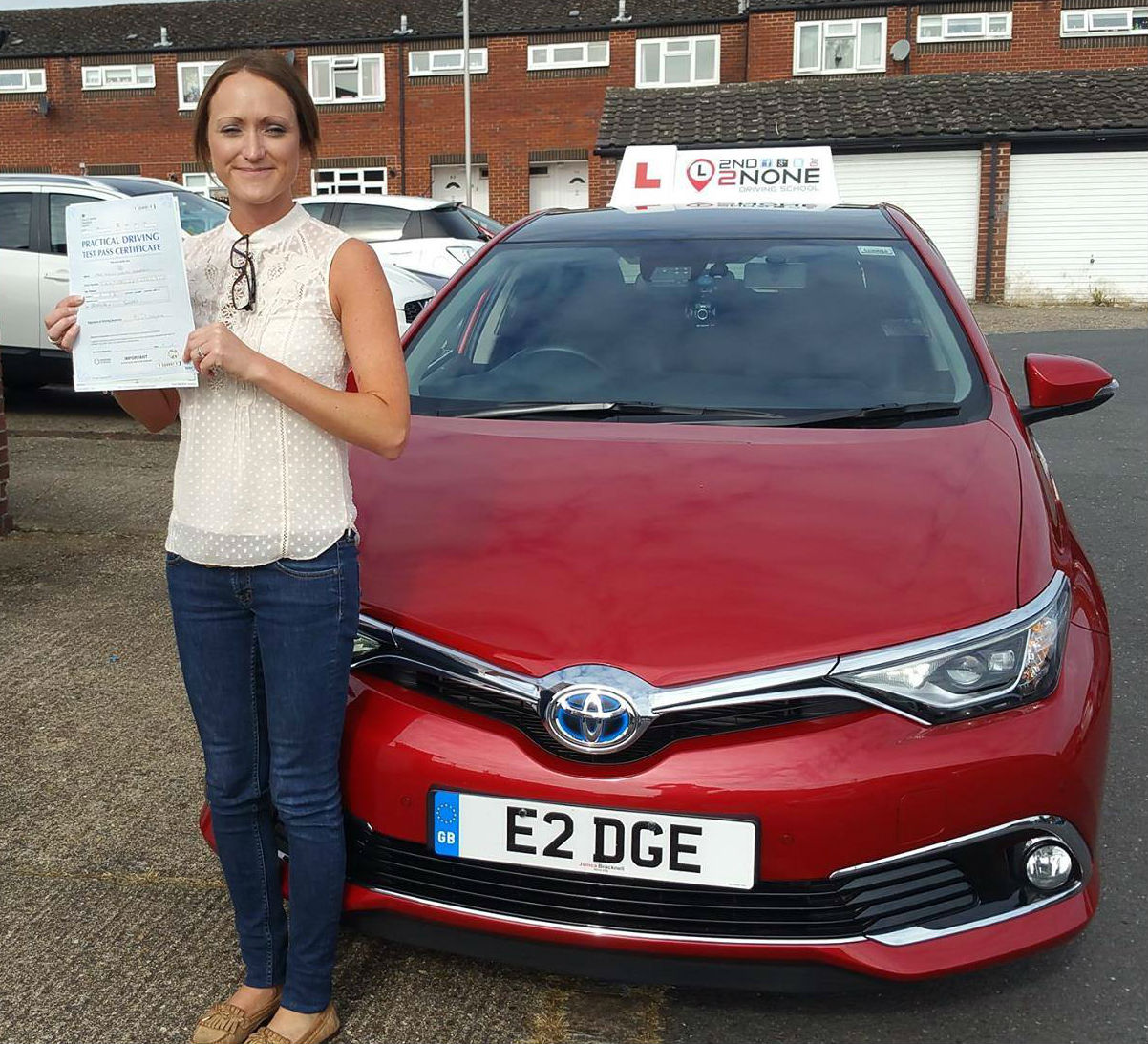 Automatic Driving Lessons Windsor