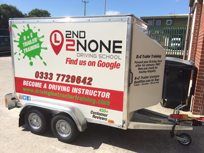 B+E Car and Trailer Towing Lessons