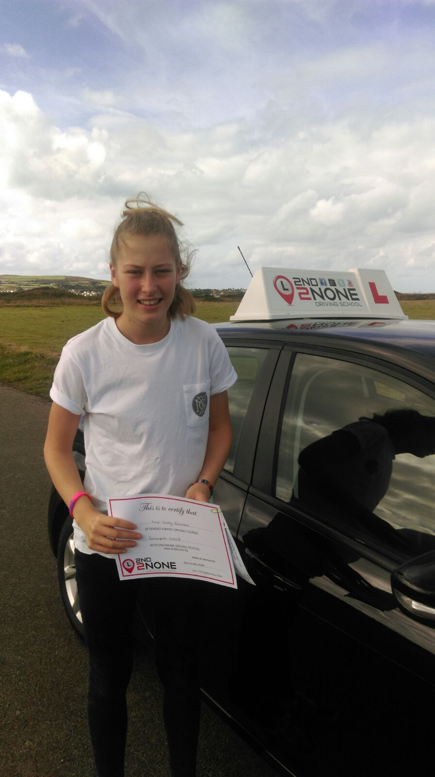 Under 17's Driving Lessons Perranporth Cornwall