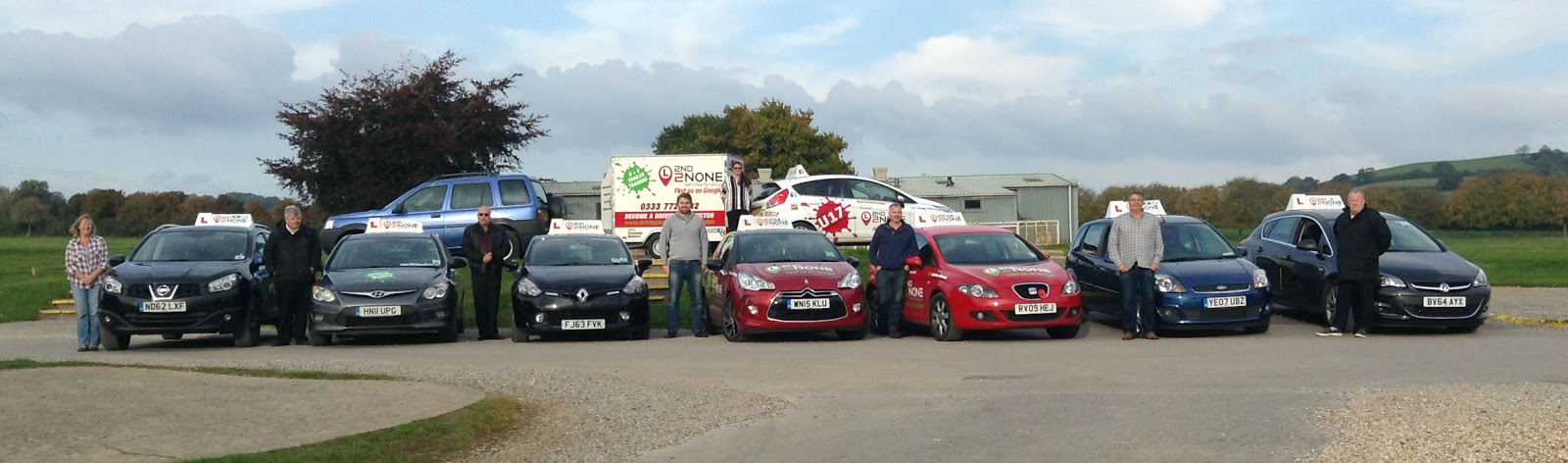 Under 17's Driving Fun at   The Royal Bath & West Showground