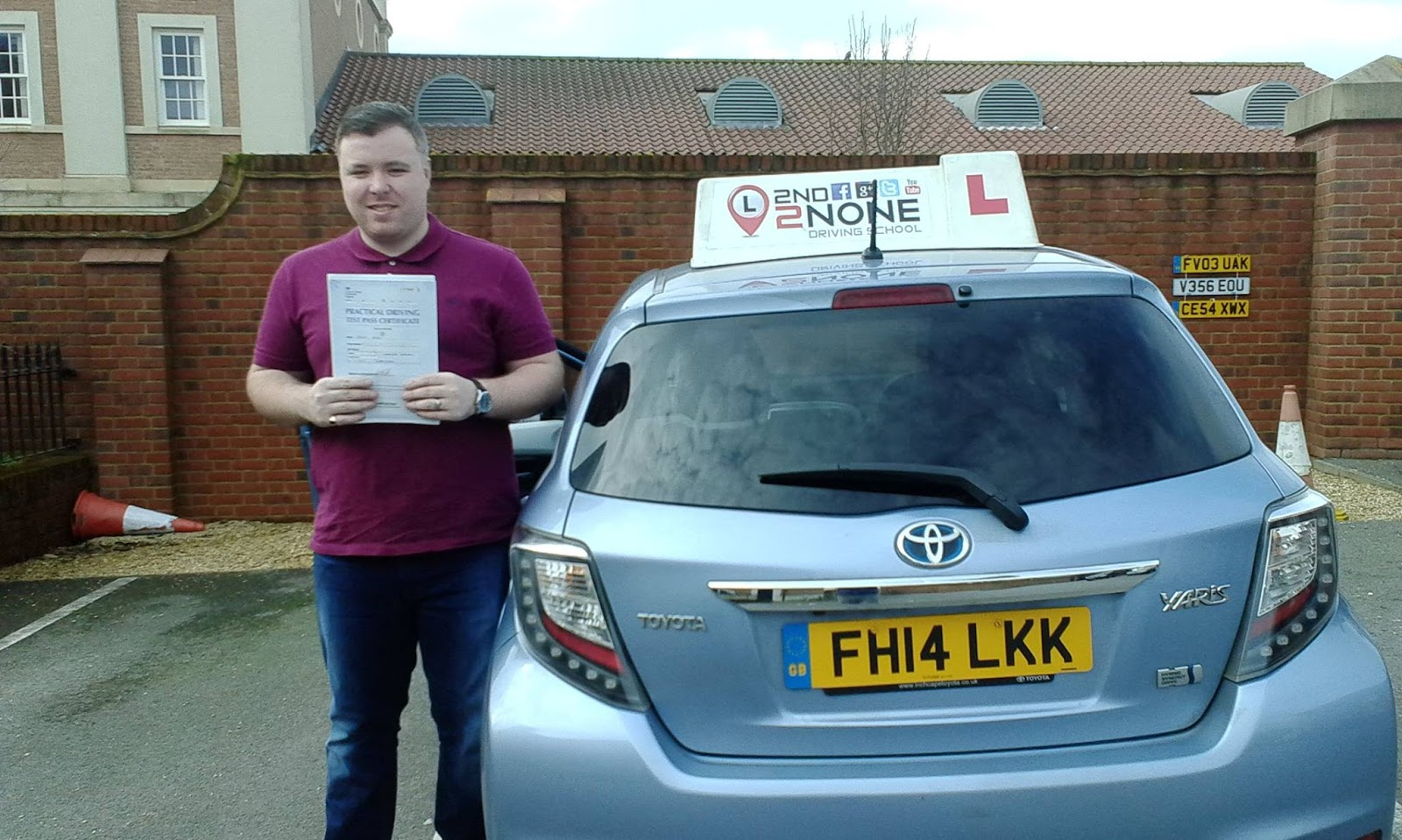 Automatic Driving Lessons Corfe Mullen