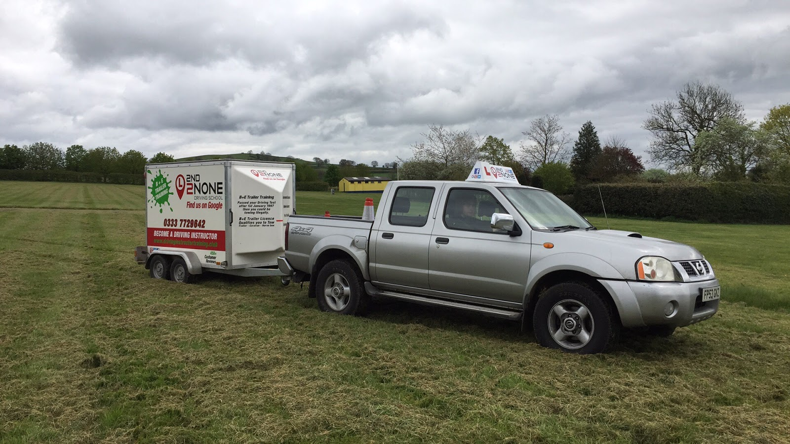 Pre-17 Driving Tuition at The Royal Bath & West Showground
