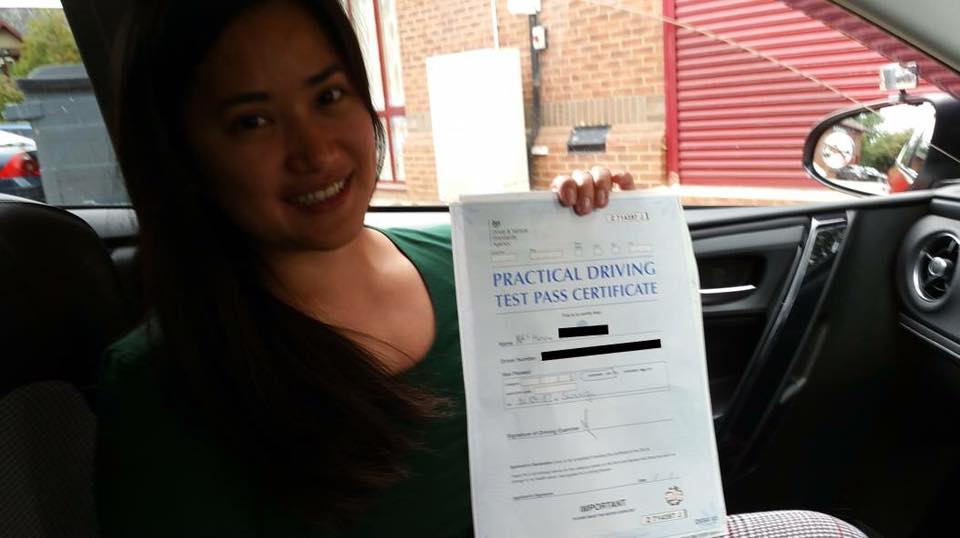 Automatic Driving Lessons Ascot