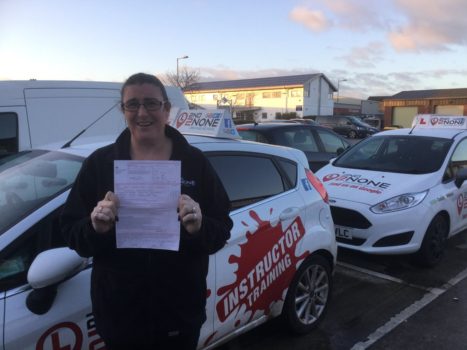 Driving Instructor Part 3 Test Pass