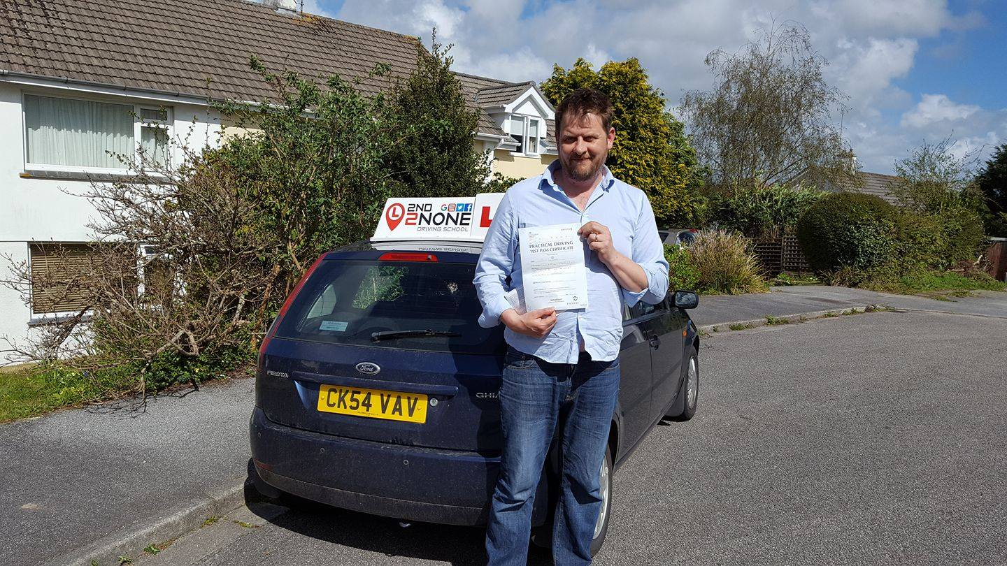 Automatic Driving Lessons Truro