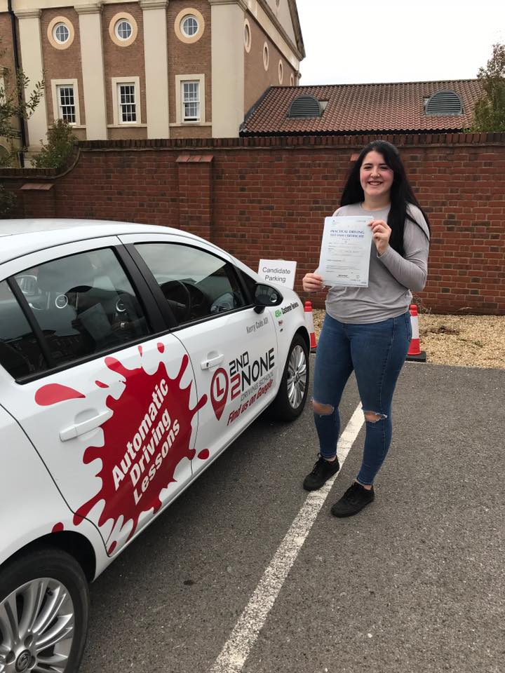 Automatic Driving Lessons Okeford Fitzpaine
