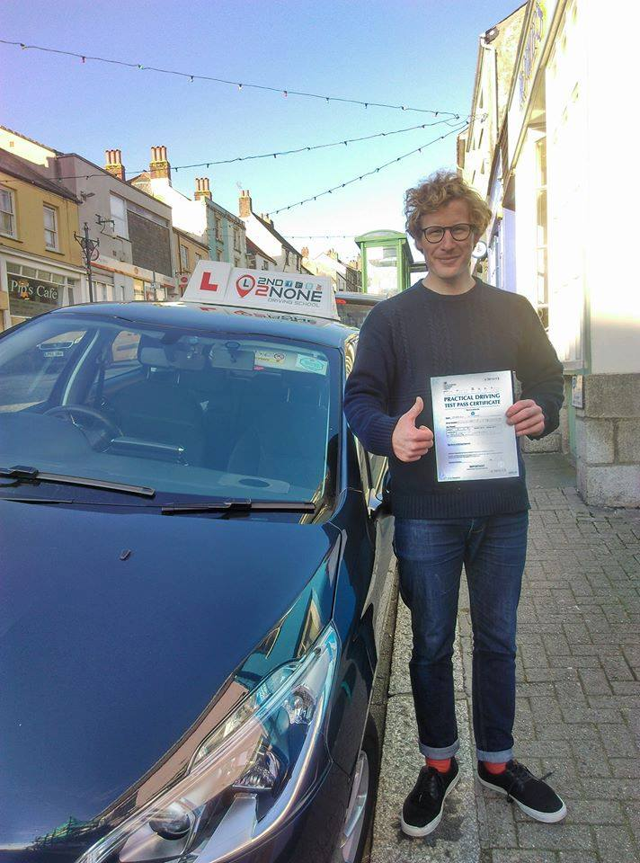 Driving Lessons Penryn