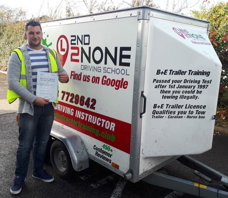 Trailer Towing Lessons Shaftesbury