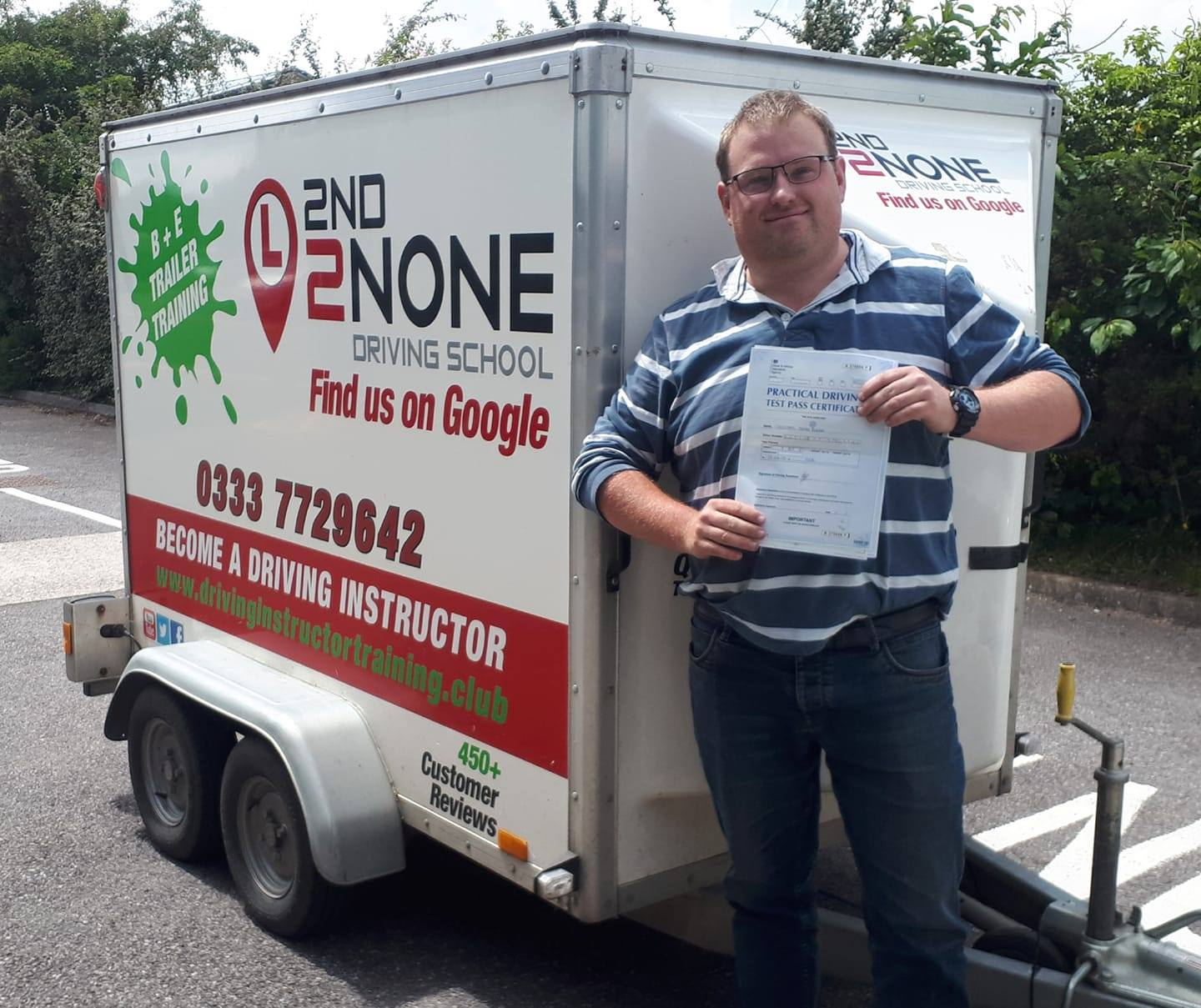 Towing Lessons Sturminster Newton