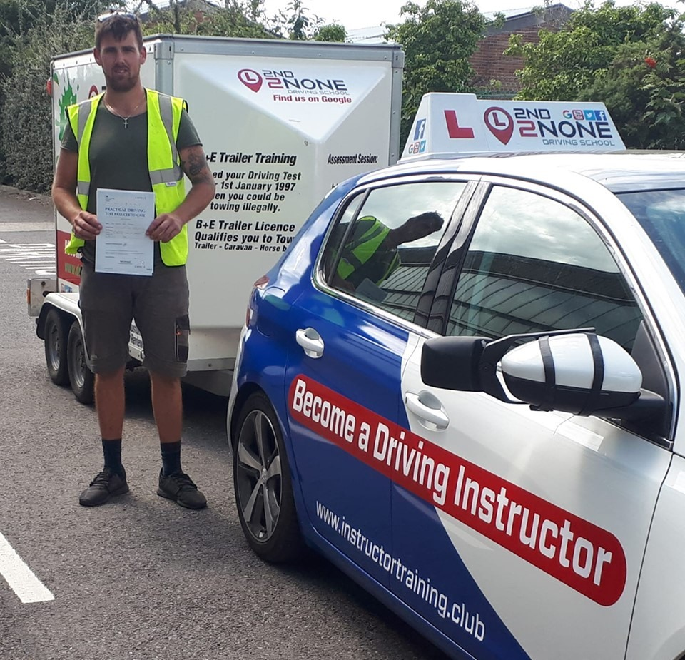 B+E Towing Lessons Shaftesbury