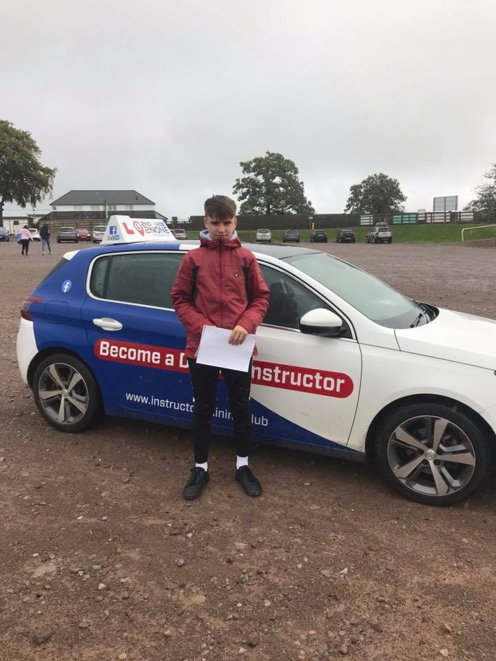 Under 17's Driving Lessons Chepstow