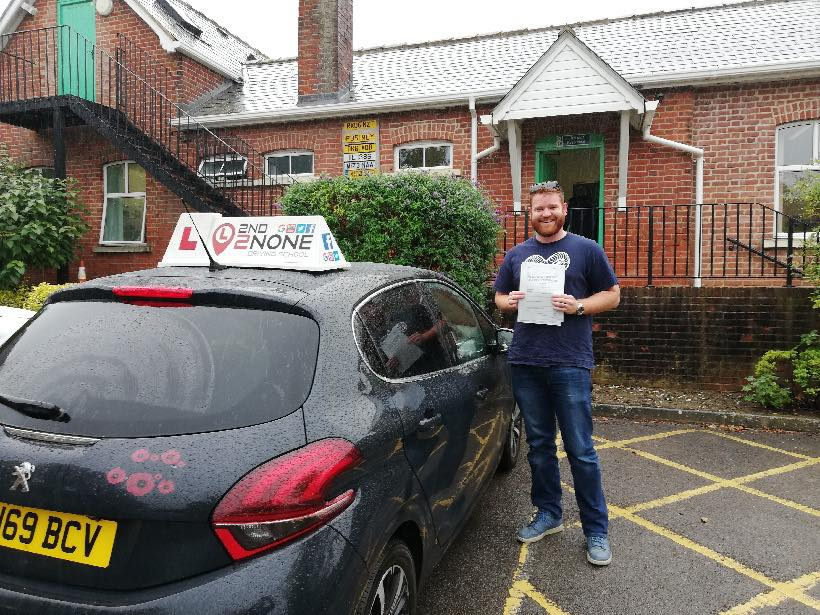 Intensive Driving Courses Andover