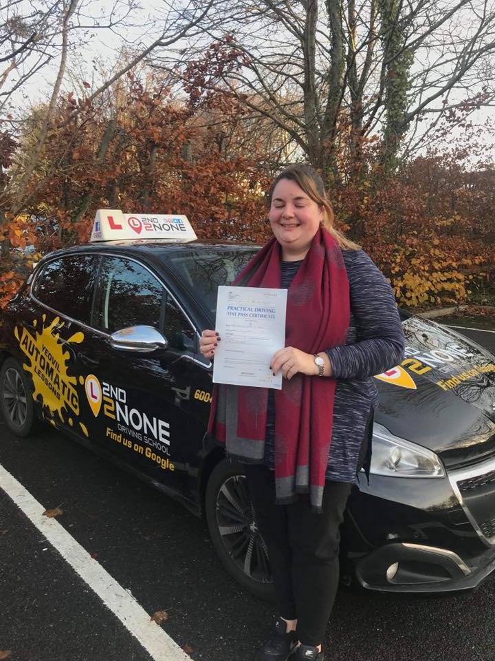 Automatic Driving Lessons Sherborne