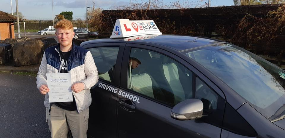 A Zero fault result for Driving Lessons Yeovilton