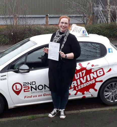 A Zero fault test result for Intensive Driving Courses in Frome