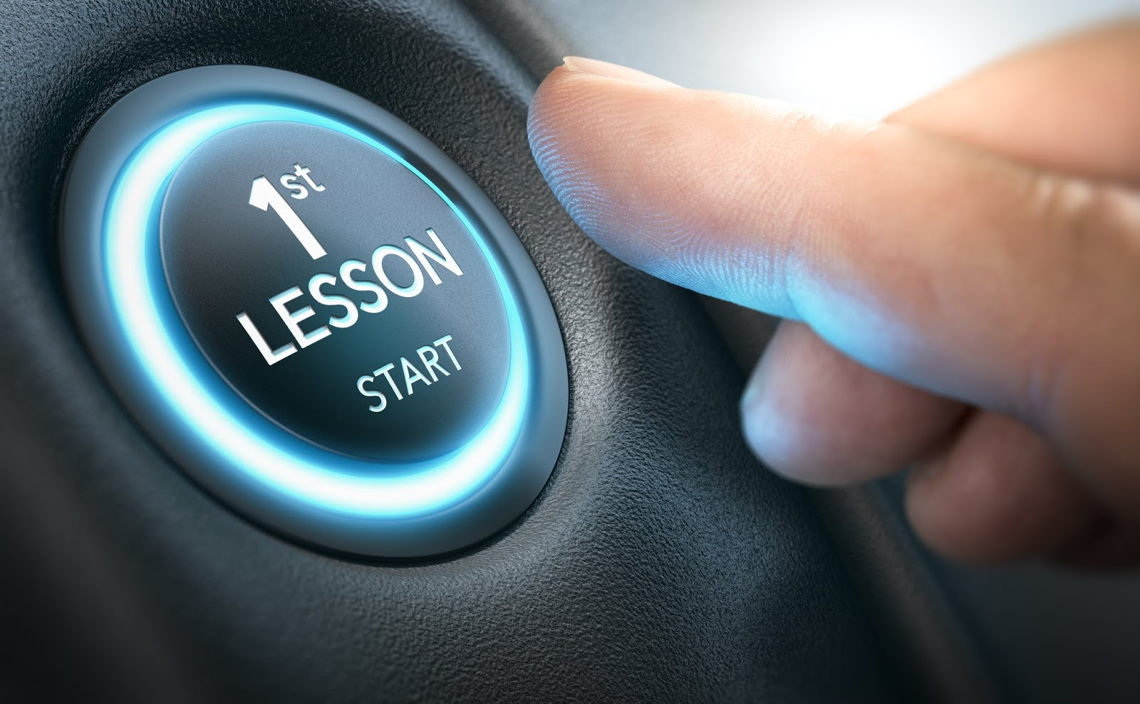 What should you expect on your first driving lesson