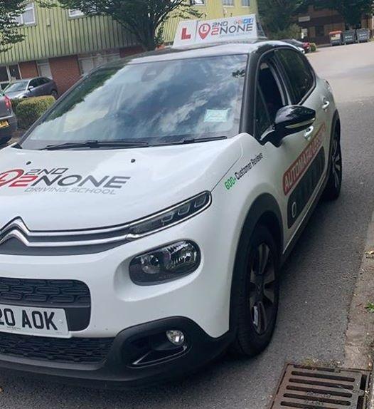 Automatic Driving Lessons Trowbridge