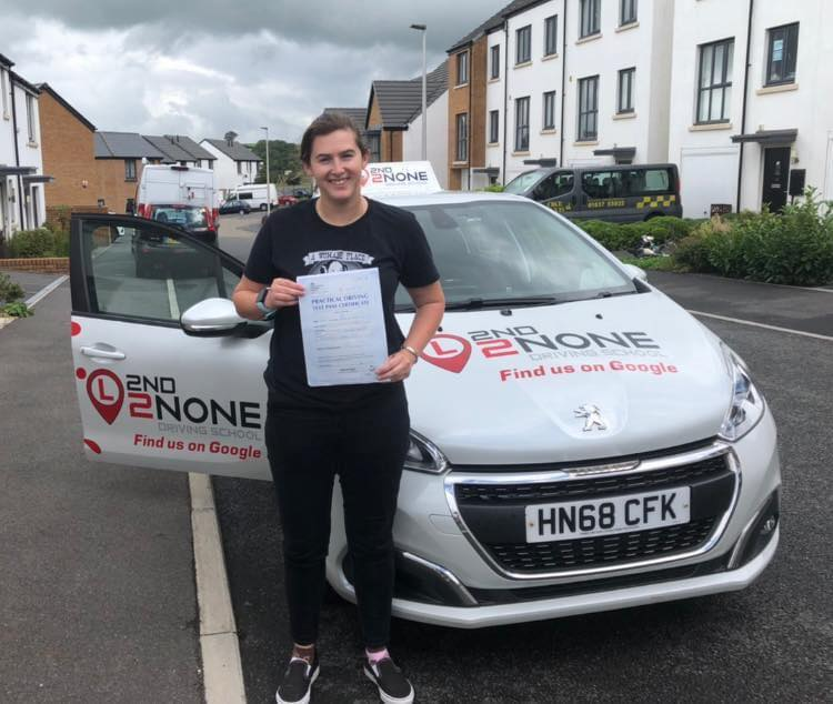 A Zero fault driving test result for Driving Lessons Okehampton