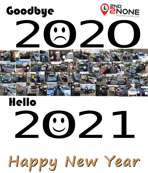 Congratulations to all who passed their driving test in 2020