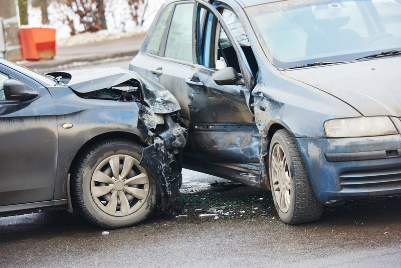 What would you do if you were involved in a car accident