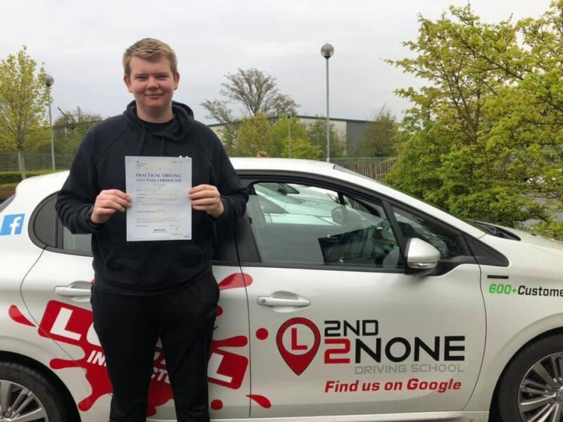 Another Driving Test Pass for Exeter