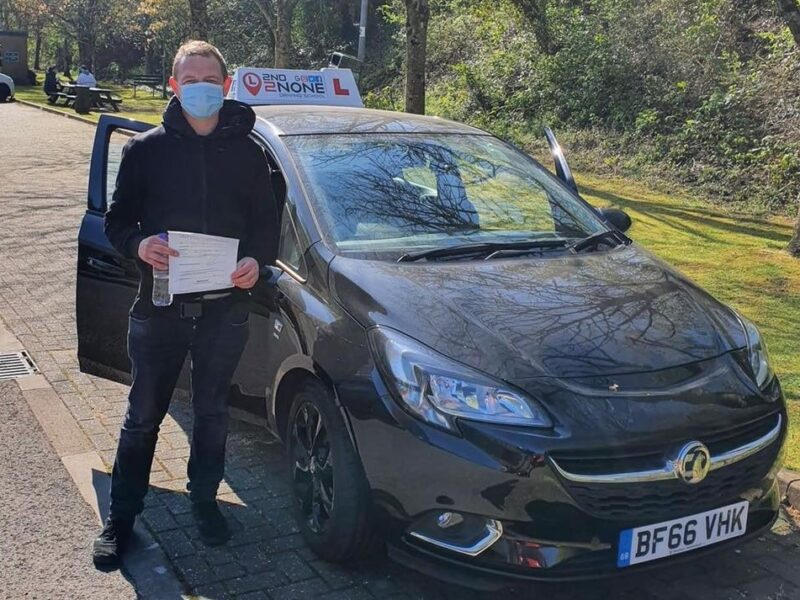 Another great test pass in Bristol
