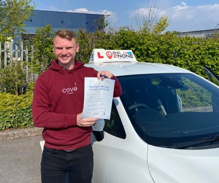 Another Driving Test Pass for Bristol