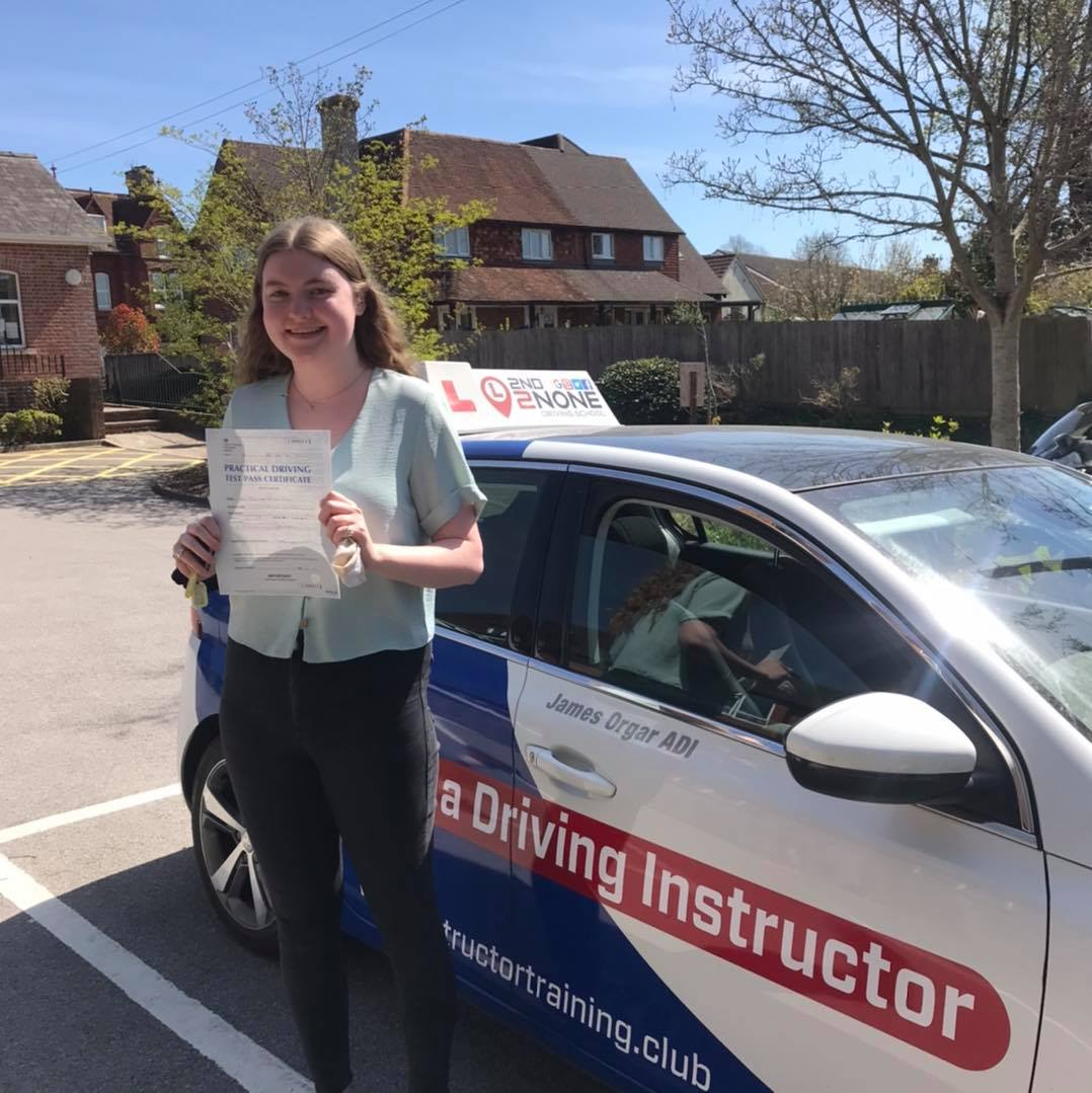 Zero Fault Driving Test Pass in Shaftesbury